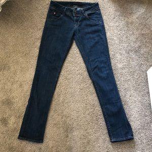 Hudson skinny jeans-